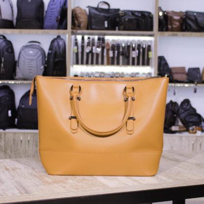 купить женскую сумку оранжевую