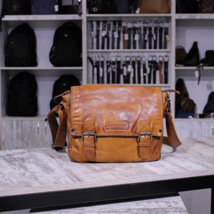 сумка и вареной кожи