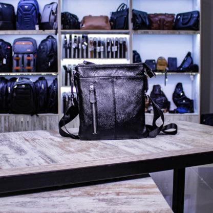черная сумка мужская