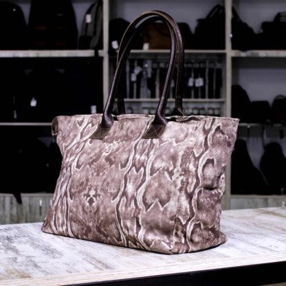 сумка из оленьей кожи