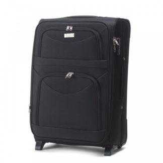 чемодан из ткани