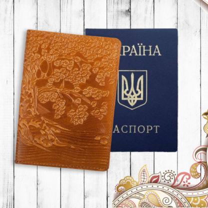 красивая обложка для паспорта