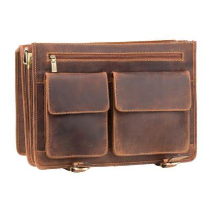 кожаный мужской портфель купить