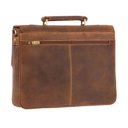 купить коричневый портфель мужской