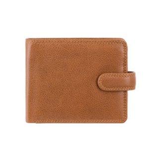 коричневый мужской кошелек