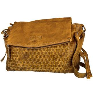 кожаная плетеная сумка фото