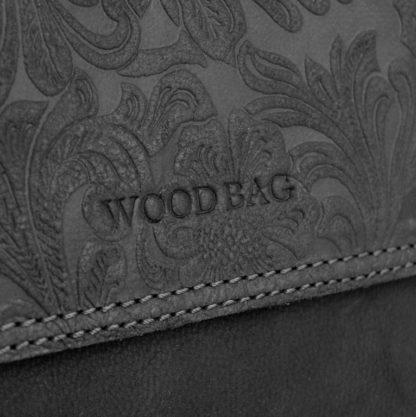 женские сумки вуд бэг
