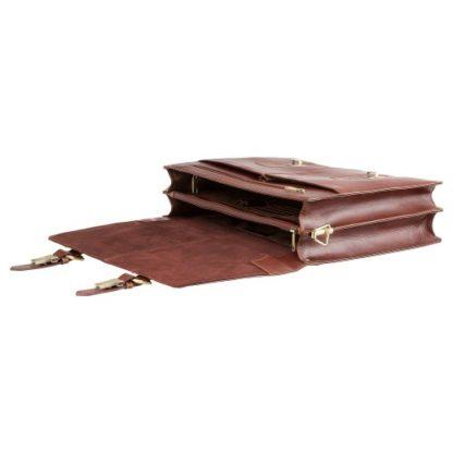 мужской кожаный портфель купить