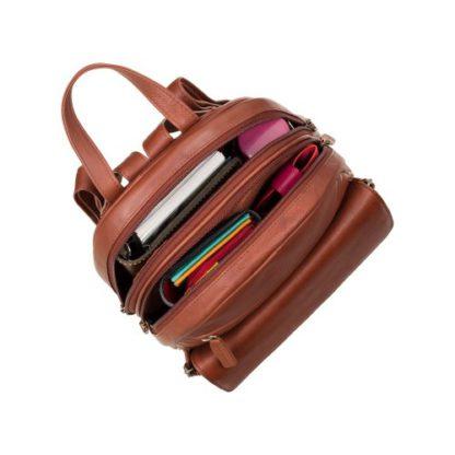кожаный рюкзак висконти