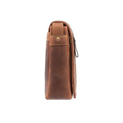 горизонтальная мужская сумка