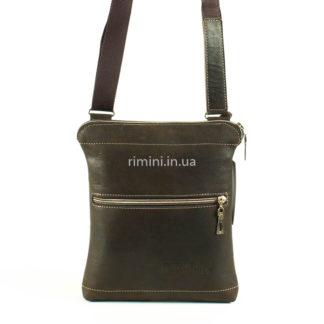 Мужская кожаная сумка RARE 01102Brown
