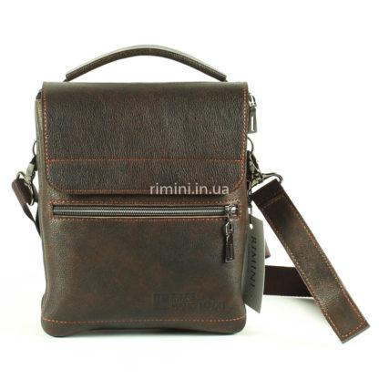 Мужская кожаная сумка RARE 01106Brown