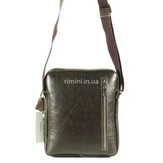 Мужская кожаная сумка RARE 01112Brown