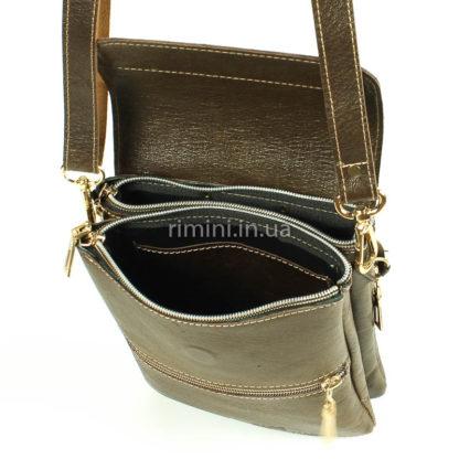 Мужская кожаная сумка RARE 01101Brown
