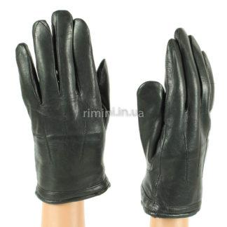 Мужские кожаные перчатки 0132Black