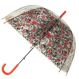 Зонт трость полуавтомат 0021