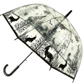 Зонт трость полуавтомат 323/0