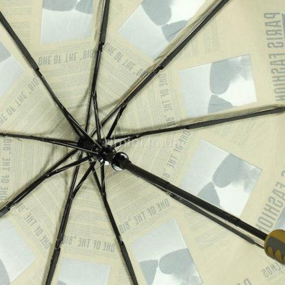 Зонт антиветер, полуавтомат женский 00305/2-0
