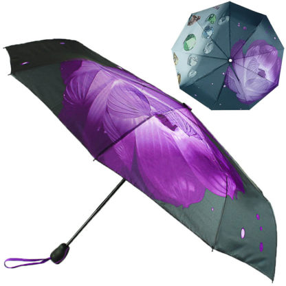 Зонт антиветер автоматический 00126/0-1