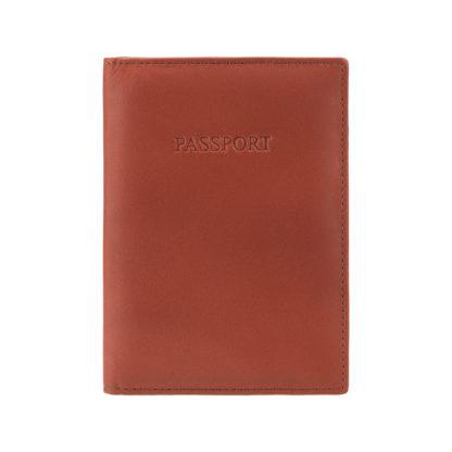 Обложка для документов Visconti 2201 Polo (Brown)