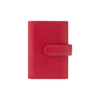Визитница Visconti 484 Gio (Red)