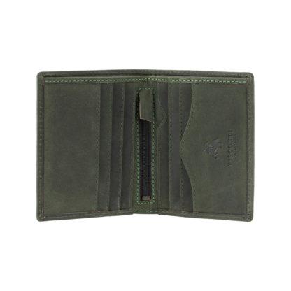 Кошелек мужской Visconti 705 Arrow (Oil Green)