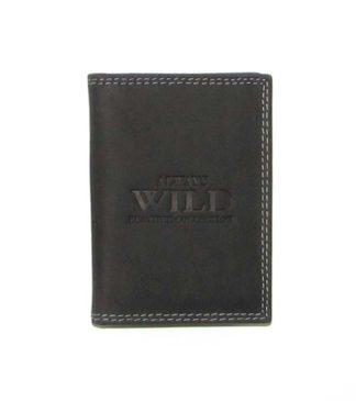 Визитница Always Wild 718-MH BLACK