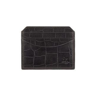Кредитница-кардхолдер Visconti CR90 Scale (Black)
