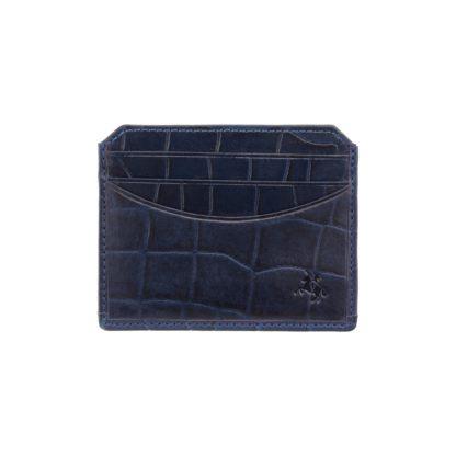 Кредитница-кардхолдер Visconti CR90 Scale (Blue)