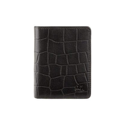 Кошелек мужской Visconti CR91 Caiman c RFID (Black)