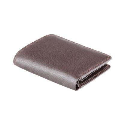 Кошелек мужской Visconti HT11 Brixton c RFID (Chocolate)