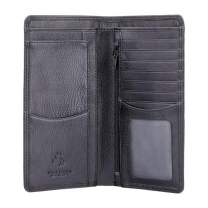 Кошелек мужской Visconti HT12 Big Ben c RFID (Black)