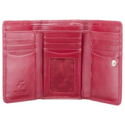 Кошелек женский Visconti HT32 Picadilly c RFID (Red)