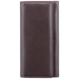 Кошелек женский Visconti HT35 Buckingham c RFID (Chocolate)