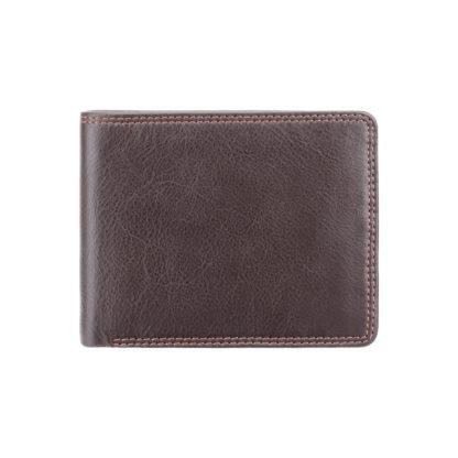 Кошелек мужской Visconti HT7 Stamford c RFID (Chocolate)