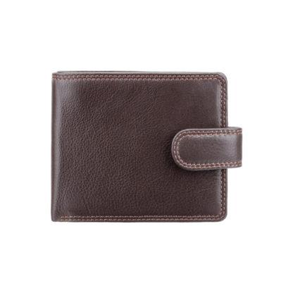 Кошелек мужской Visconti HT9 Sloan c RFID (Chocolate)