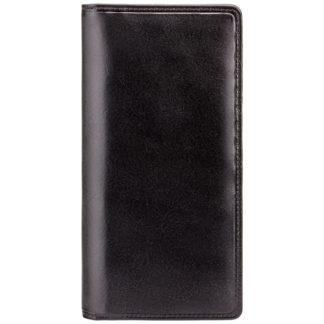 Кошелек мужской Visconti MZ6 Turin c RFID (Italian Black)