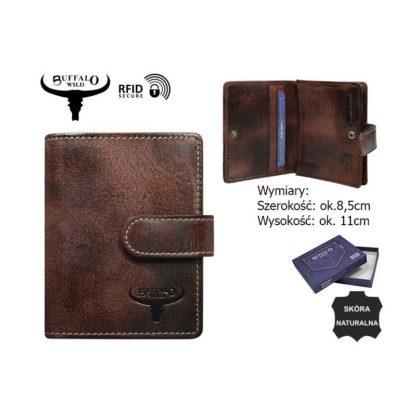 Картхолдер Buffalo Wild N1185L-HP RUST