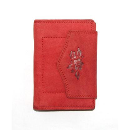 Кошелек женский Always Wild N17-CH RED FL