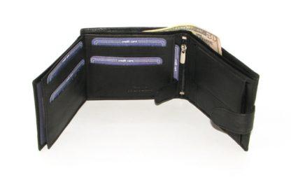 Кошелек мужской Paul Rossi N992L-GTN BLACK
