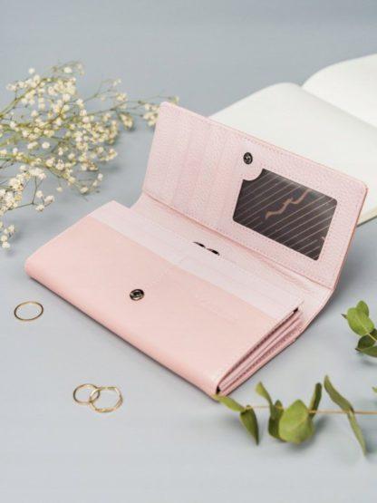 Кошелек женский Cavaldi PN24-RS N Pink