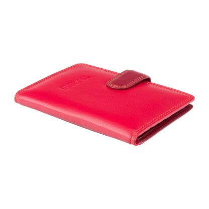 Обложка для паспорта Visconti RB75 Sumba (Red Multi)