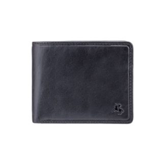 Кошелек мужской Visconti TSC46 Francesca c RFID (Black)