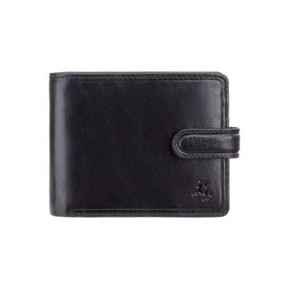 Кошелек мужской Visconti TSC47 Riccardo c RFID (Black)
