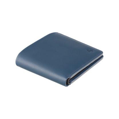 Кошелек мужской Visconti VSL33 TAP-N-GO c RFID (Steel Blue-Black)