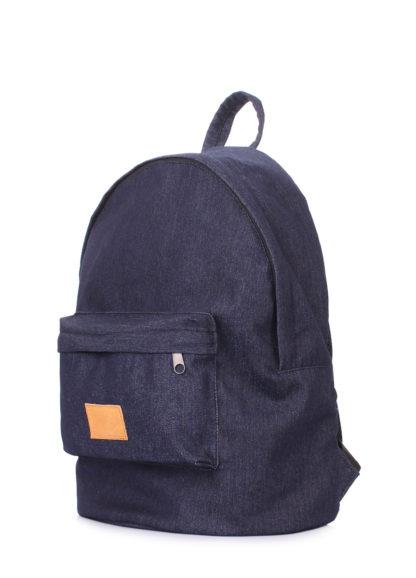 Рюкзак джинсовый POOLPARTY синий
