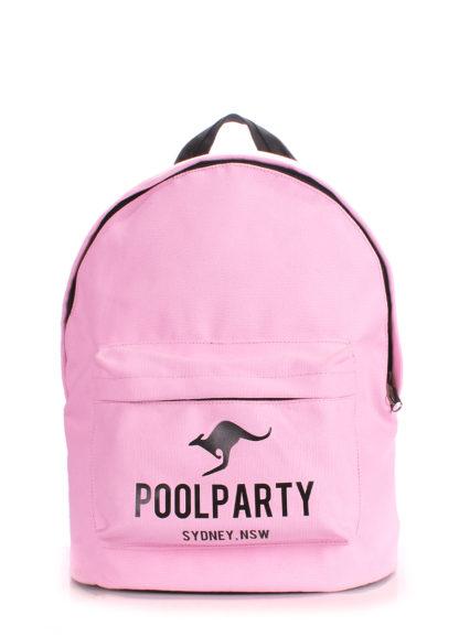 Рюкзак молодежный POOLPARTY розовый