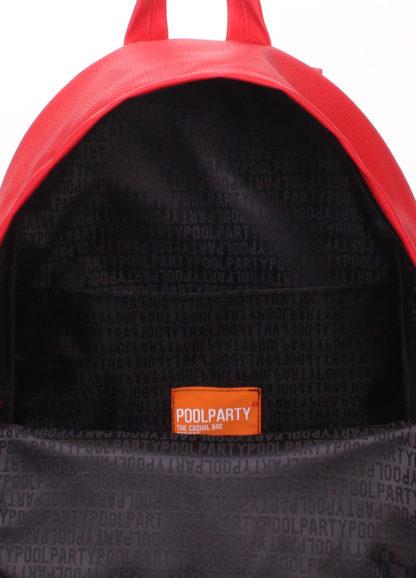 Рюкзак POOLPARTY из искусственной кожи