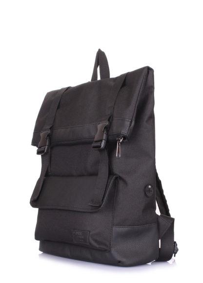 Рюкзак POOLPARTY Commando черный