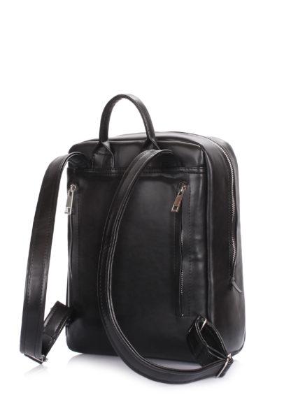 Женский рюкзак POOLPARTY Cult черный
